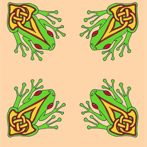 celtic frog 3