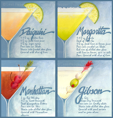 Cocktails-The Classics