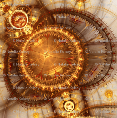 The Gilt Compass