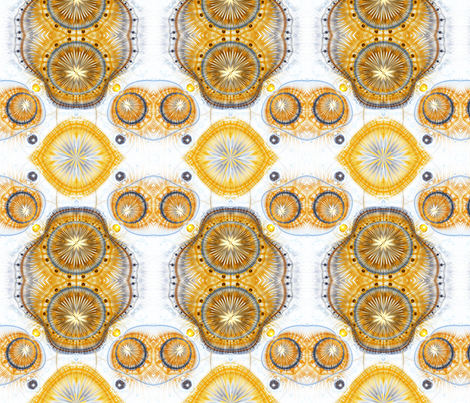 Antique fabric by winter on Spoonflower - custom fabric