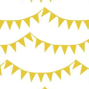 Yellow Pennants