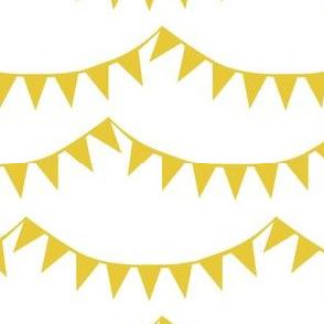 Yellow Pennants