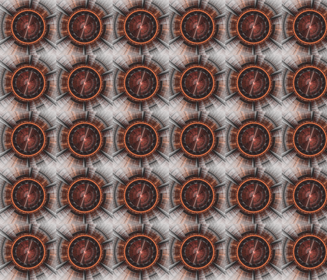 industrial revolution fabric by winter on Spoonflower - custom fabric