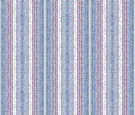 Antique Stripes - Coastal