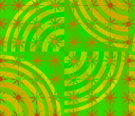 on-grid fabric by yargnad on Spoonflower - custom fabric
