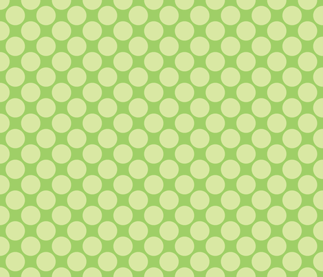 Circus Polk- Lime Green