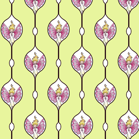 Sylph fabric by siya on Spoonflower - custom fabric