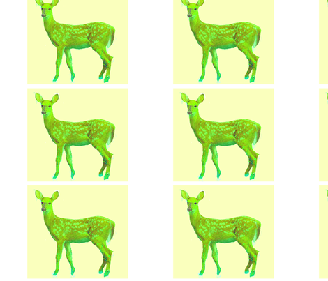 deer1 fabric by iviyavelow on Spoonflower - custom fabric
