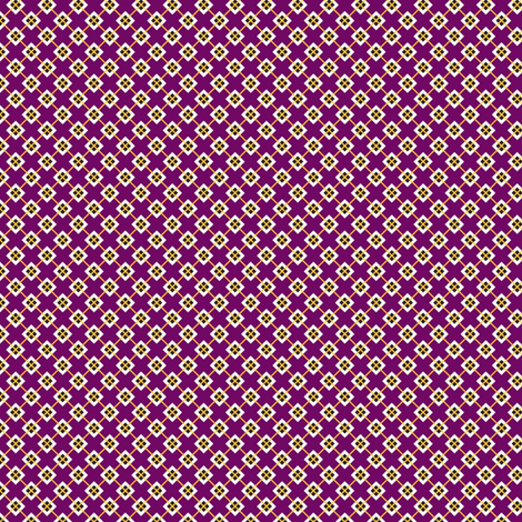 Purple Squares fabric by siya on Spoonflower - custom fabric