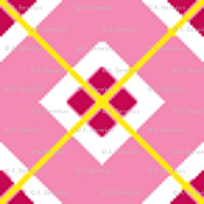 Pink Squares