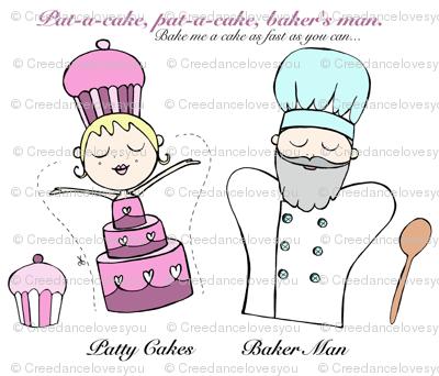 Patty Cakes, Patty Cakes