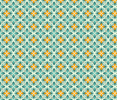 alavera2 fabric by elvett11 on Spoonflower - custom fabric