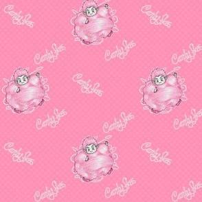 Candy Floss - Pink