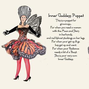Inner Goddess Puppet