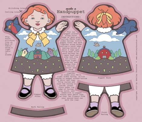 i Can Fly (display jpeg) fabric by shelley_thornton on Spoonflower - custom fabric