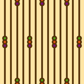 Triple Circle Stripes - Secondaries