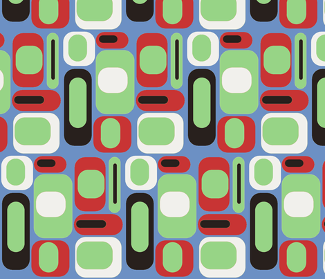 1950_SRetro fabric by mallymal on Spoonflower - custom fabric