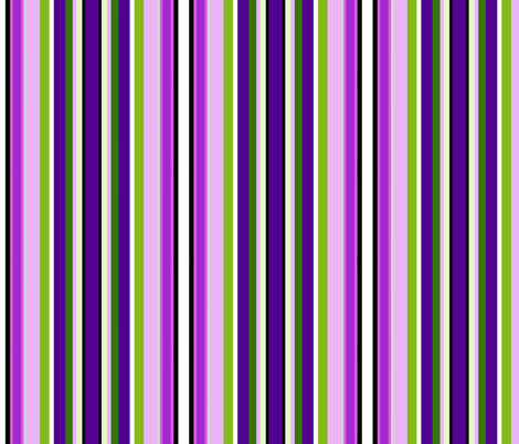 Violet STRIPE fabric by paragonstudios on Spoonflower - custom fabric
