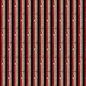 Heartbeat Stripes