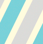 Sweet Folk Garden - Aquaberry Diagonal Stripes - © PinkSodaPop 4ComputerHeaven.com