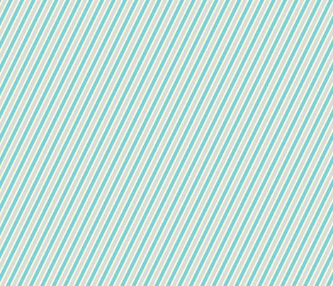 Folk Garden - Aquaberry Diagonal Stripes - © PinkSodaPop 4ComputerHeaven.com