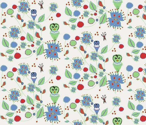 1950_fabric2 fabric by cht222 on Spoonflower - custom fabric
