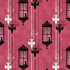 Rainy Fleurs - Framboise