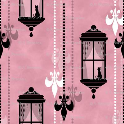 Rainy Fleurs - Rose