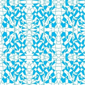 Turquoise ala Geometrics