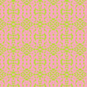 Pinked-Lime ala Geometrics