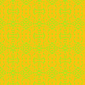 Tangerine-Lime ala Geometrics