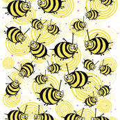 silly buzzy bees