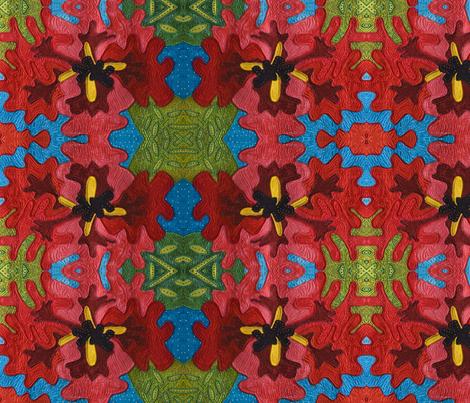 paradise_fabric fabric by designsbyjconrad on Spoonflower - custom fabric