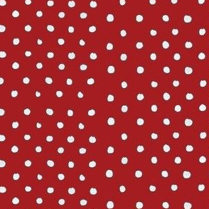 Red Polka Dot Madness