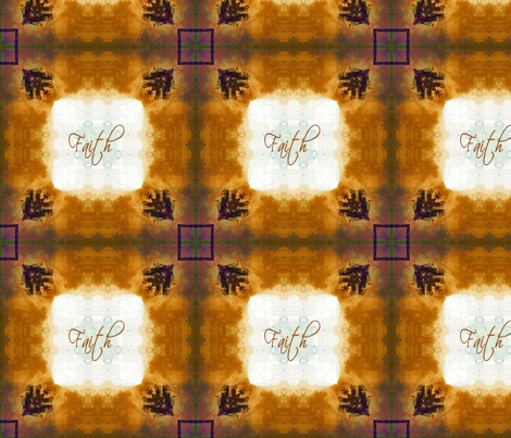 Sunrise_Faith fabric by ddmote on Spoonflower - custom fabric