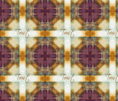 Sunrise_ Trust fabric by ddmote on Spoonflower - custom fabric