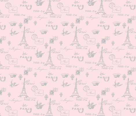 Esme fabric by thumbsuckers on Spoonflower - custom fabric