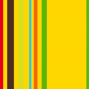 RoBoTomic TiKi Stripe