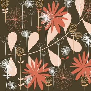 dandelion forest