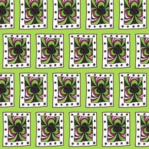 Club Scribble Green