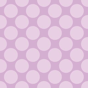 Circus Polk- Lavender