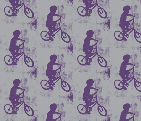 Look At Me! fabric by blue_jacaranda on Spoonflower - custom fabric