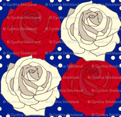 Patriotic_Rose