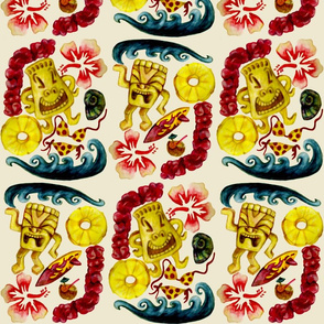 A Tiki Celebration
