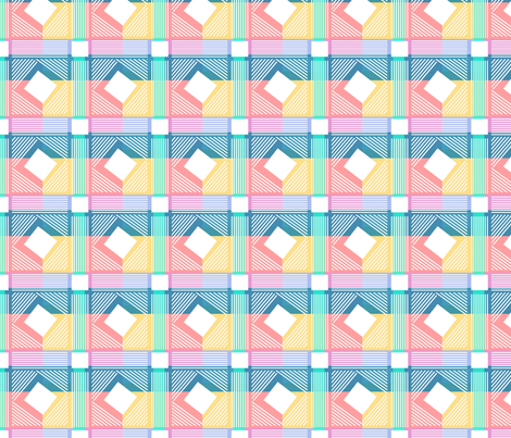 crosshatch fabric by daynagedney on Spoonflower - custom fabric