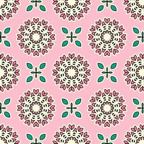 Full Bloom - Fairy-Floss Pink