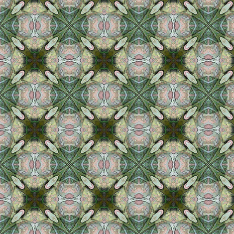 Appleblossom pattern V fabric by vib on Spoonflower - custom fabric
