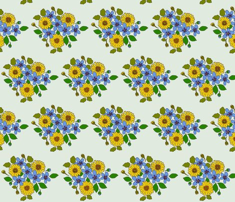 R50s_yellow_and_blue_flower_cluster_shop_preview