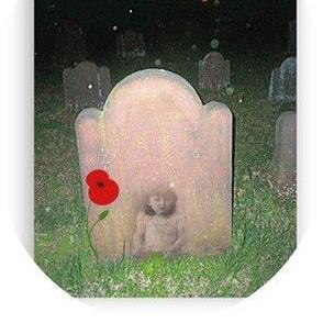 Cemetery spirit Orbs
