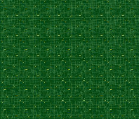Robot  fabric by twoboos on Spoonflower - custom fabric